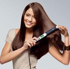 چگونه از اتو مو استفاده کنيم | مجله زيبا