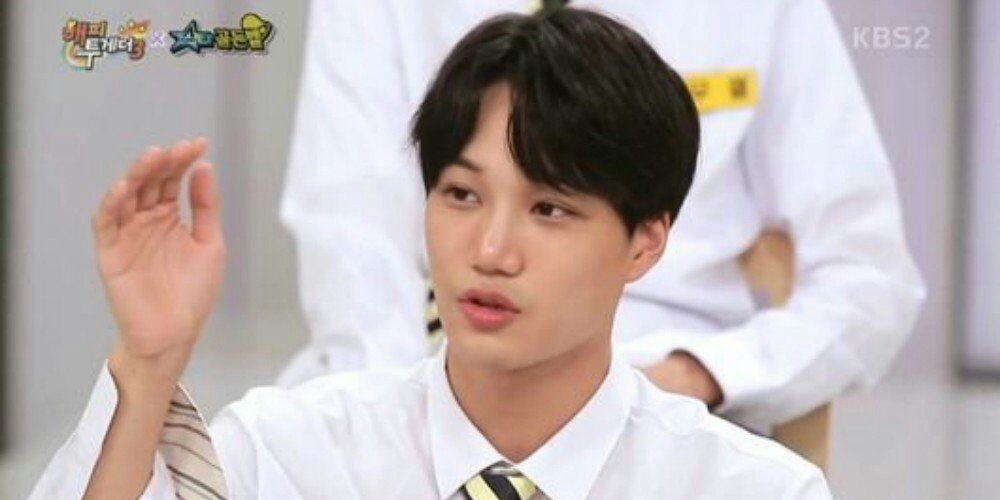 Kai از #EXO درباره حادثه وحشتناکی که براش اتفاق افتاده بود صحبت کرد