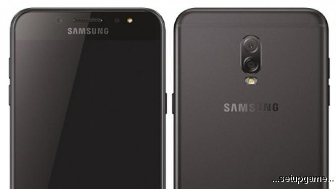 گوشی میانرده گلکسی J7 + سامسونگ با دوربین دوگانه معرفی شد