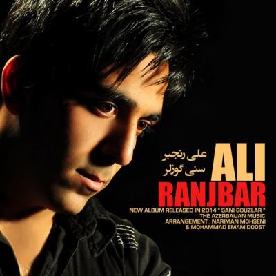 آلبوم جدید آذری علی رنجبر به نام سنی گوزلر