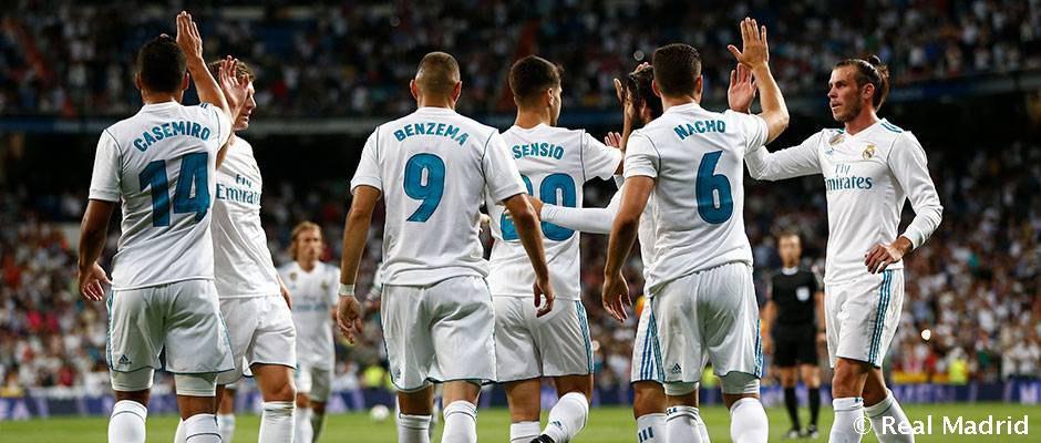 رئال مادرید همچنان با ارزش ترین ترکیب دنیا را در اختیار دارد