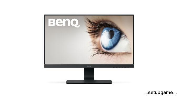 BenQ مانیتور 24.5 اینچی GL2580HM را معرفی کرد؛ دوستدار چشمان شما