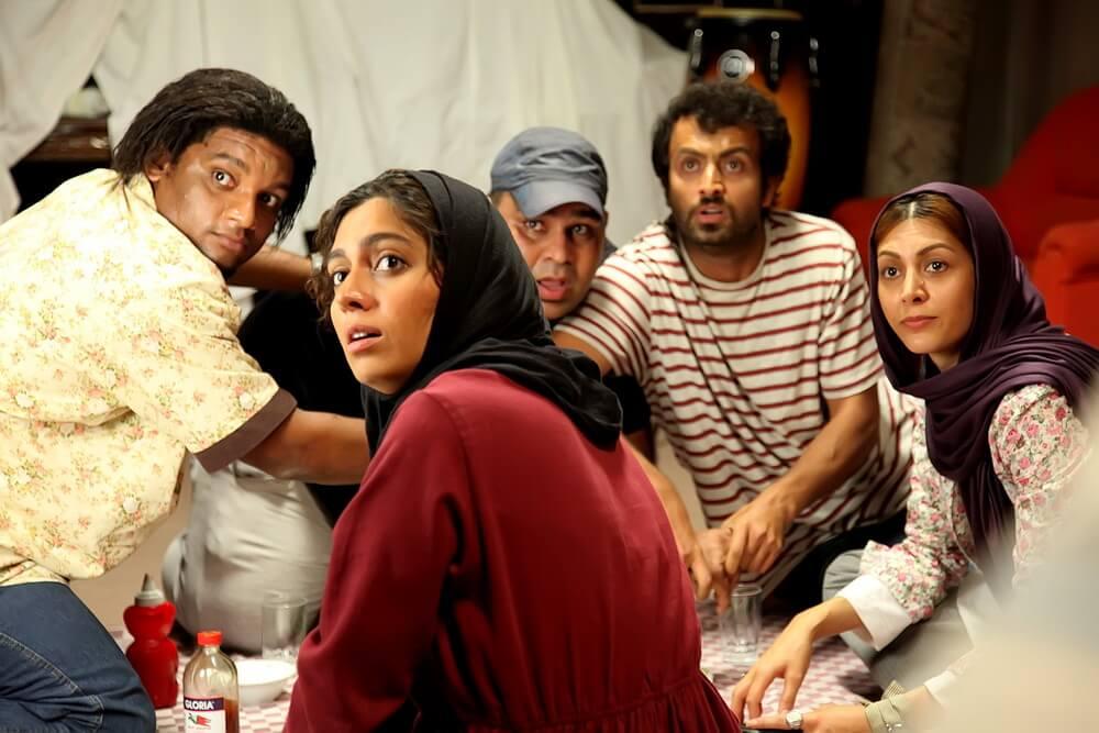 فیلم ایرانی تیک آف