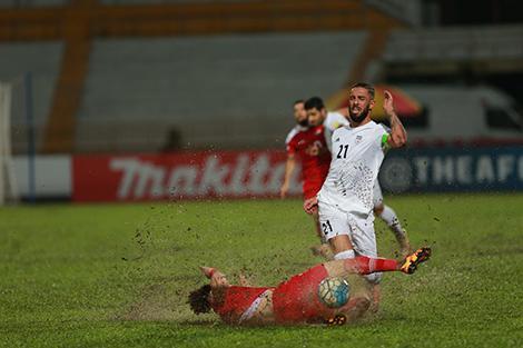 نتیجه بازی ایران و سوریه 14 شهریور 96 + خلاصه بازی