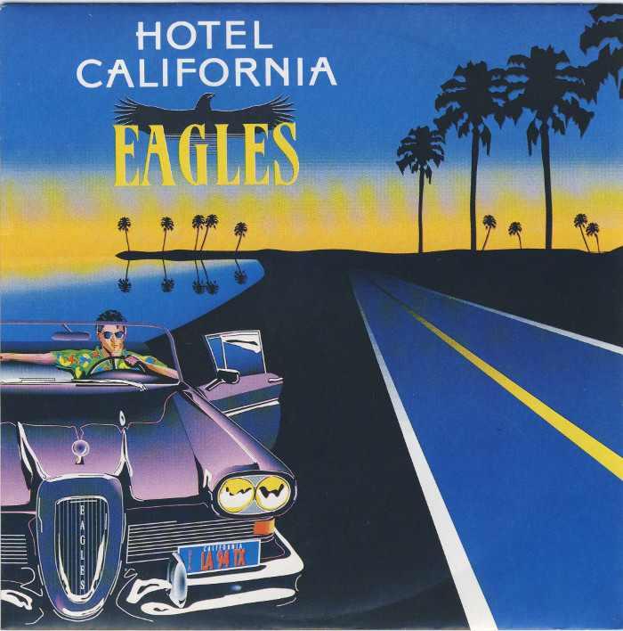نسخه بیکلام آهنگ هتل کالیفرنیا از گروه ایگلز