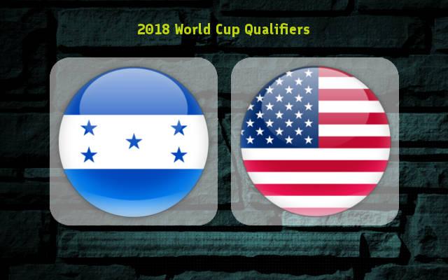 پخش زنده و انلاین بازی هندوراس و آمریکا