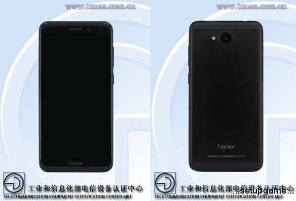 گوشی Honor 6C با نمایشگر 5.2 اینچی و چهار گیگابایت رم رویت شد