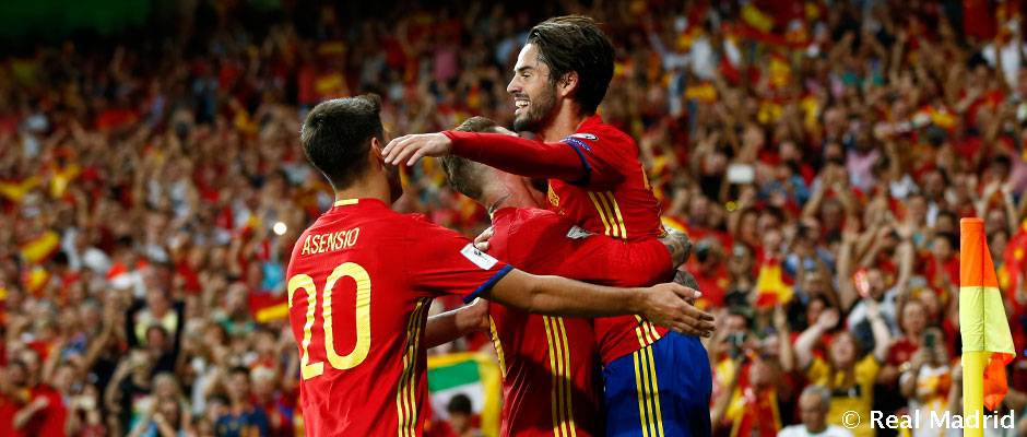 درخشش ستارگان رئال مادرید در هفته سرنوشت ساز