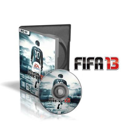 خرید اینترنتی سی دی بازی اورجینال FIFA 13
