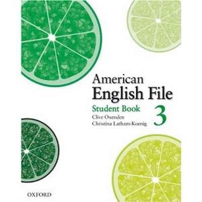 واژگان مهم American English File 3 (بخش اول)