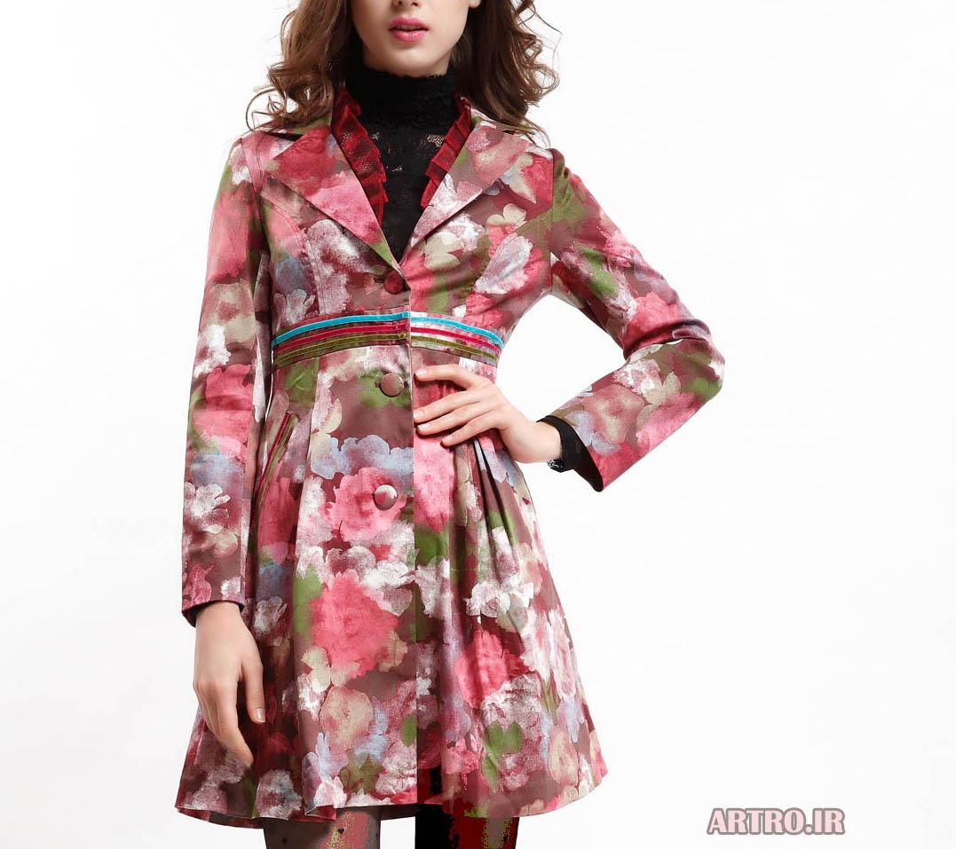 مدل مانتو دخترانه کره ای 2018