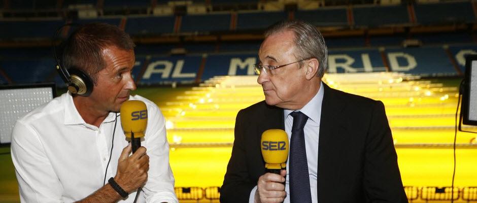 فلورنتینو پرز: رونالدو هرگز خواهان خروج از رئال مادرید نبود