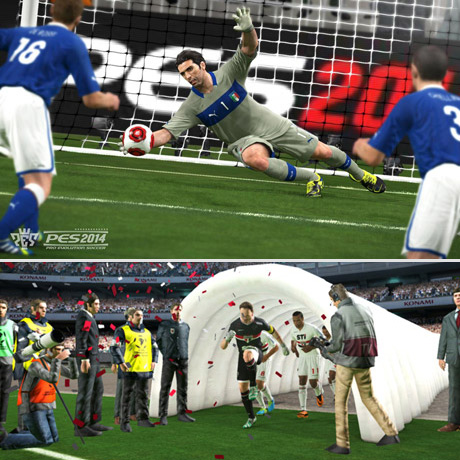 خرید بازی PES 2014 برای کامپیوتر - Pro Evolution Soccer 2014
