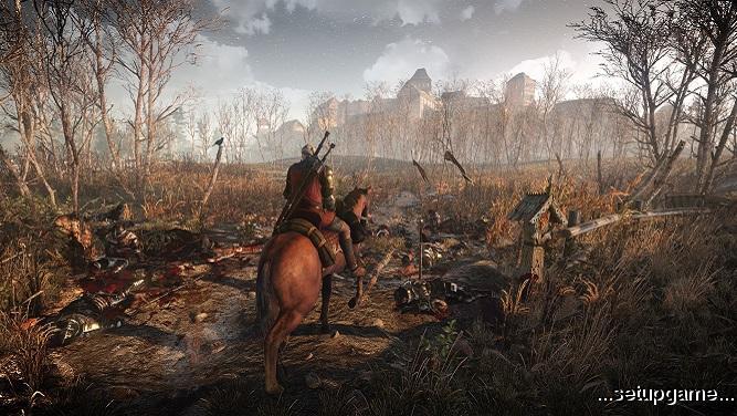 اجرای بازی The Witcher 3 بهزودی با وضوح 4K بر روی کنسول PS4 Pro و Xbox One X ممکن میشود