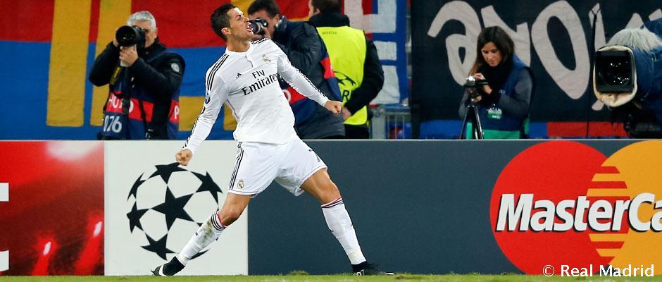 رونالدو: در بهترین تیم جهان بازی میکنم و میخواهم با جاه طلبی به موفقیت های بیشتر برسم