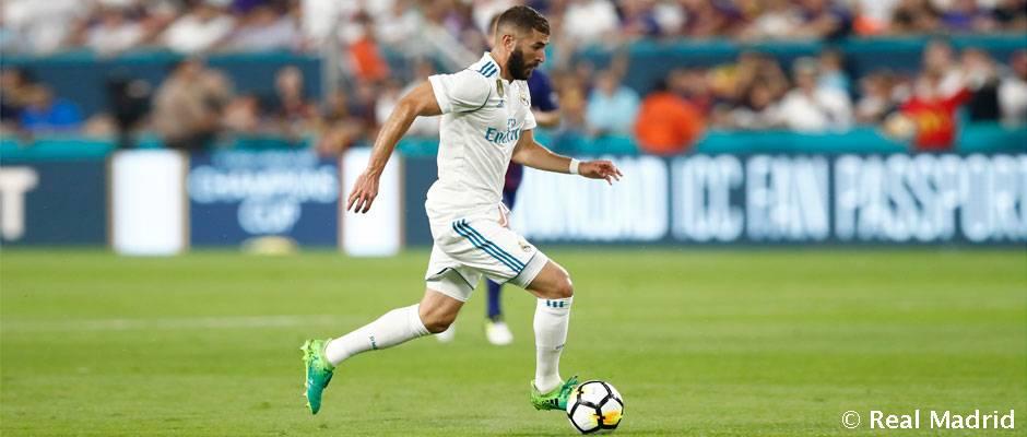 کریم بنزما: رئال مادرید نیازی به بازیکن جدید ندارد!