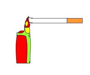 خرید پروژه فلش سیگار ممنوع به همراه فایل سورس