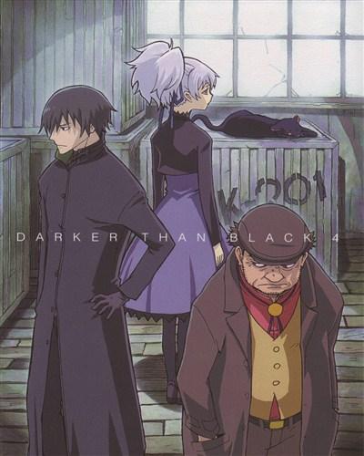 دانلود انیمه Darker than Black: Kuro no Keiyakusha با لینک مستقیم
