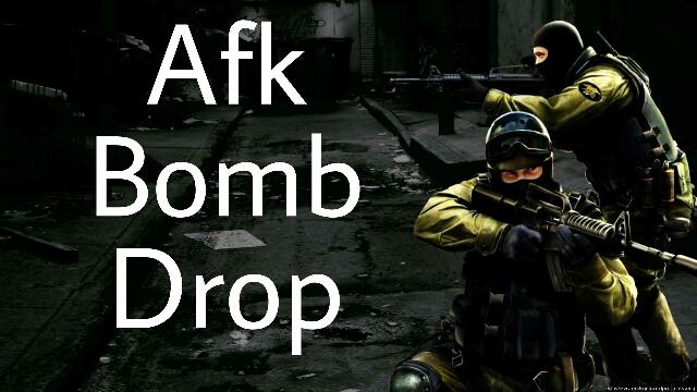 دانلود پلاگین Afk Bomb Drop برای کانتر 1.6