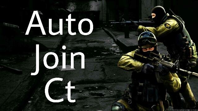دانلود پلاگین Auto Join Ct برای کانتر استریک 1.6