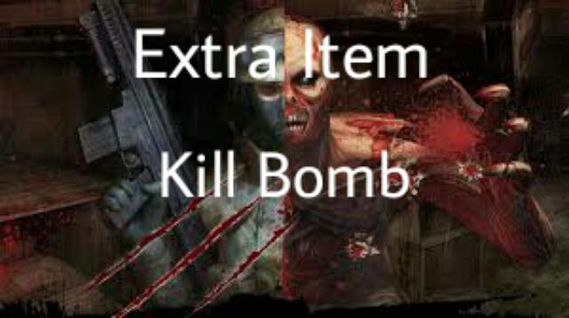 دانلود اکسترا ایتم Kill Bomb برای کانتر 1.6 زامبی