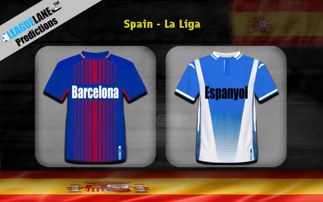 پخش زنده و انلاین بازی بارسلونا و اسپانیول