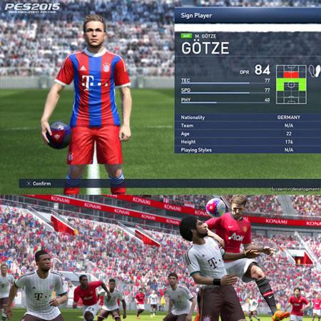 خرید سی دی بازی فوتبال PES 2015 اورجینال برای کامپیوتر