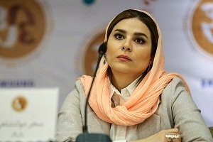 گریم ترسناک صابر ابر در مقابل گریم جذاب سحر دولتشاهی در پروژه سی + عکس