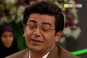 روایت فرزاد حسنی از مردی که توسط همسرش چشمش کبود شد!