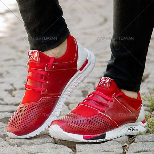 کفش مردانه New Balance مدل Moyka(قرمز)