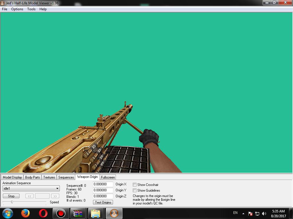 دانلود اکسترا ایتم  MG-3 Gold برای کانتر 1.6 زامبی