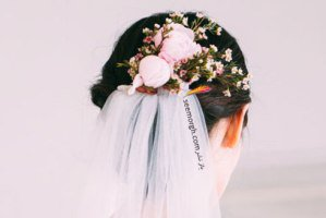 مدل مو عروس، این بار به پیشنهاد مجله بازار