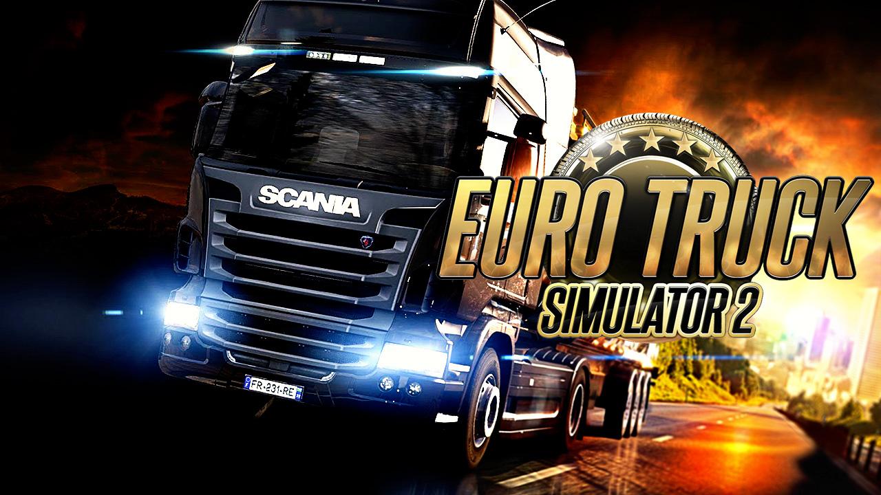 دانلود کرک بازی Euro Truck Simulator 2