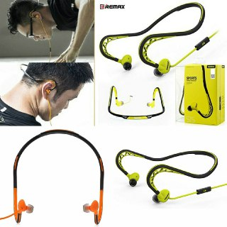 هدست ورزشی ریمکس S15 Sports Wired Headset