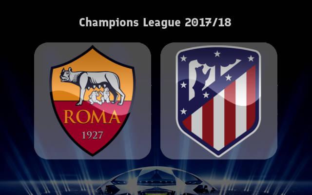 پخش زنده و انلاین بازی آ اس رم و اتلتیکو مادرید