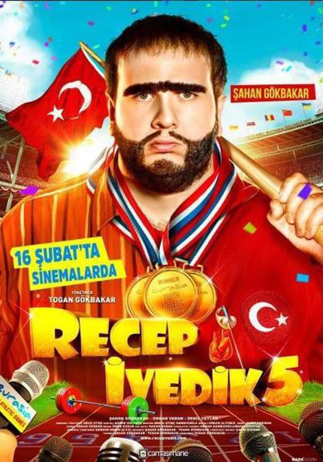 دانلود فیلم رجب ایودیک 5 Recep Ivedik 2017