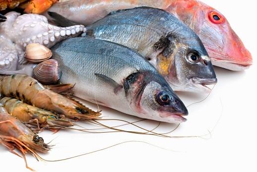 کاربرد آلکارنتین در ماهی و میگو