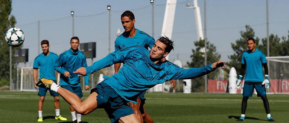 پیش بازی رئال مادرید - آپوئل؛ مدافع عنوان قهرمانی وارد می شود