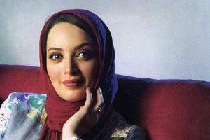 بهنوش طباطبایی در آغوش سلطان بانوی سیاه + عکس