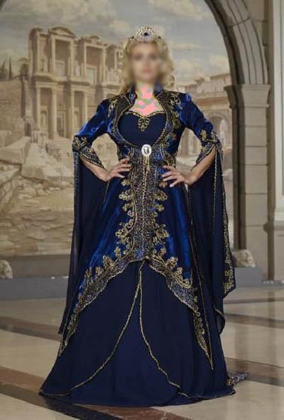 مدل لباس محلی آذری