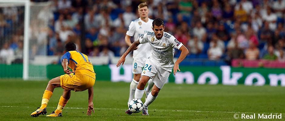 سبایوس: با آگاهی از شرایط به بهترین باشگاه دنیا آمده ام؛ رونالدو روح تیم است