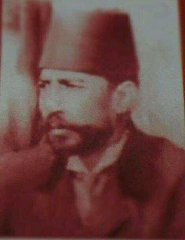 الشيخ احمد بك عبدالعزيز البوحداد الظفیری ( اخو هدلة )