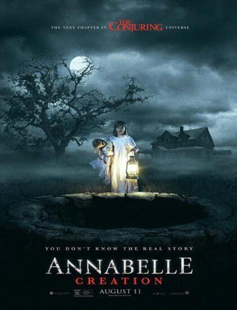 دانلود فیلم آنابل 2 2017 Annabelle: Creation