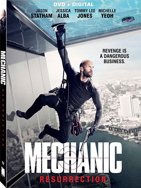 دانلود دوبله فارسی فیلم مکانیک: رستاخیز Mechanic: Resurrection 2016