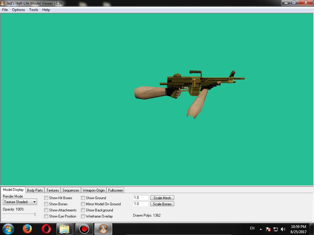 دانلود پلاگین Golden M249 برای کانتر 1.6
