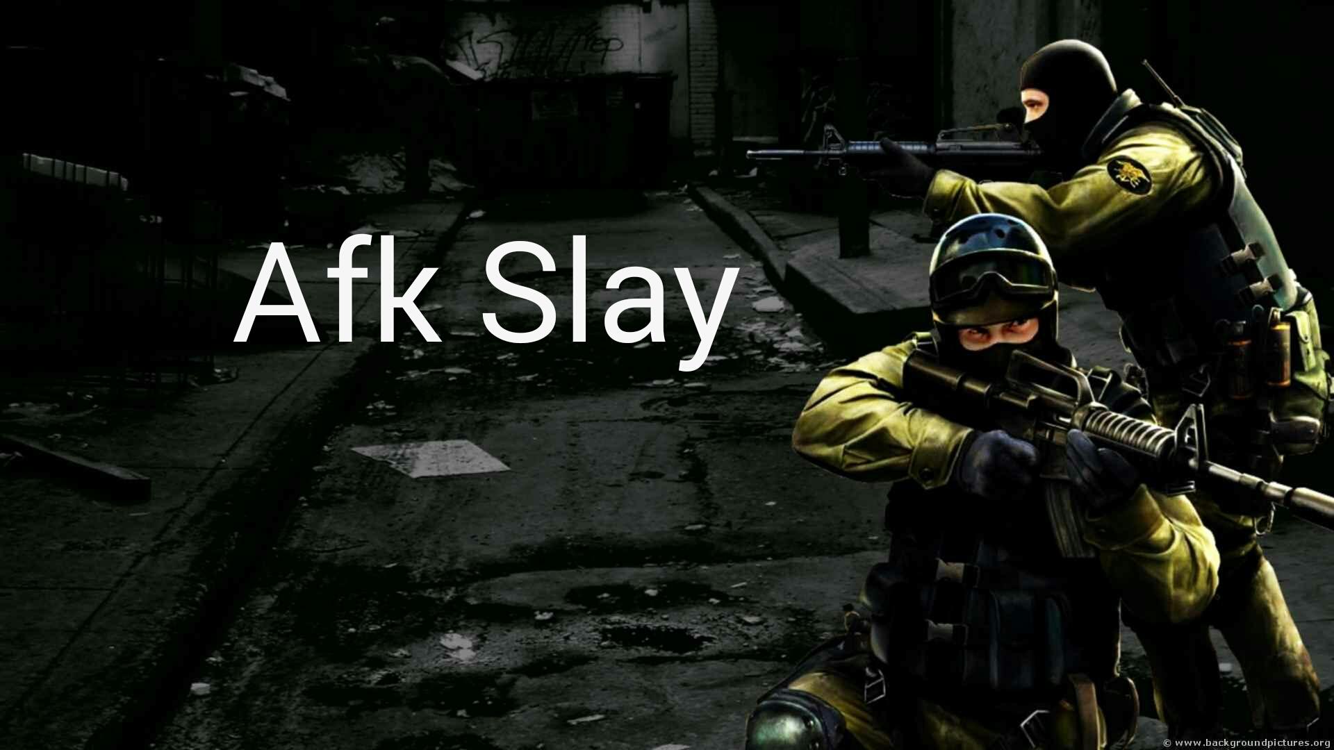 دانلود پلاگین Afk Slay برای کانتر استریک 1.6