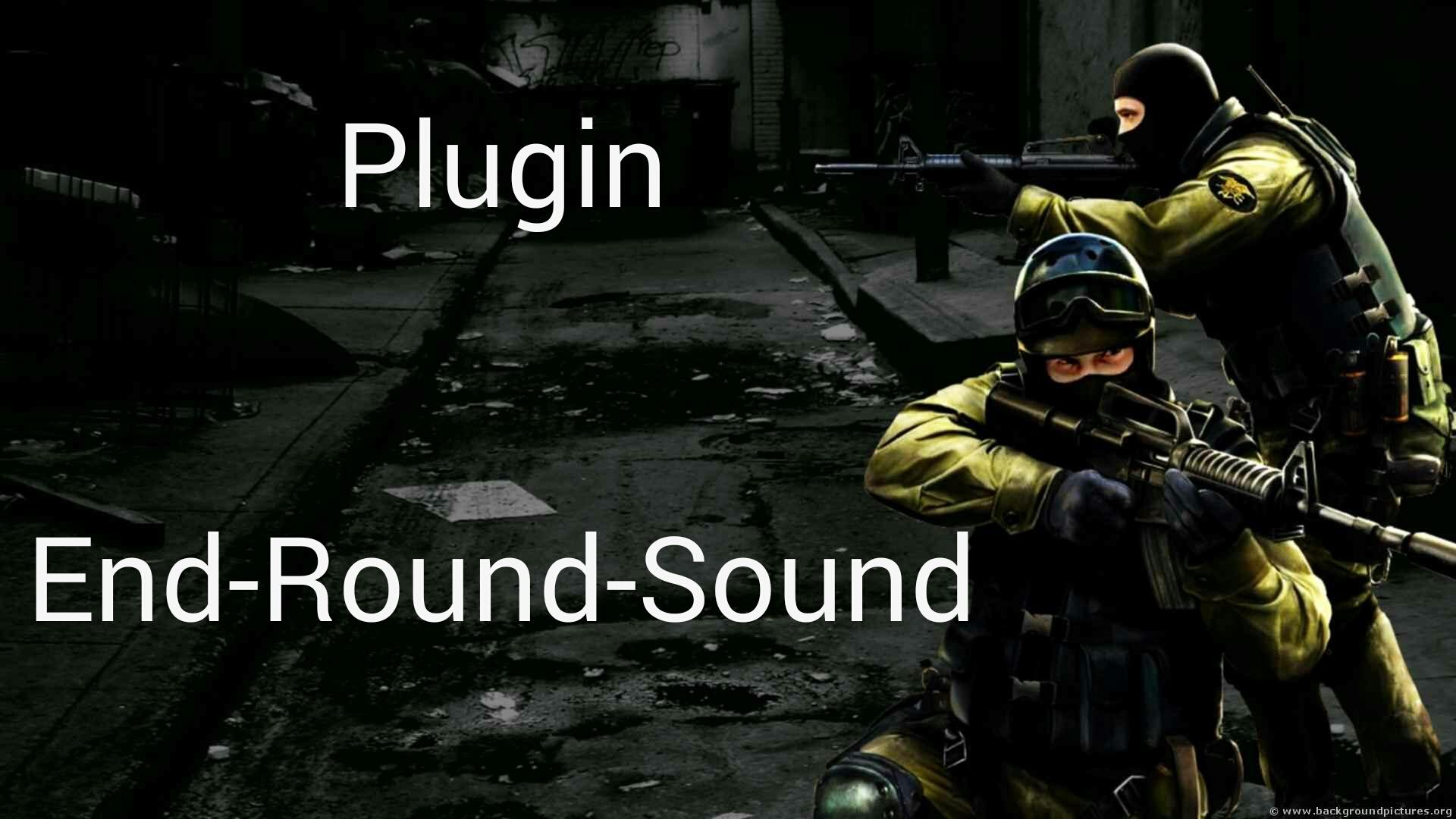 دانلود پلاگین End Round Sound برای کانتر استریک 1.6