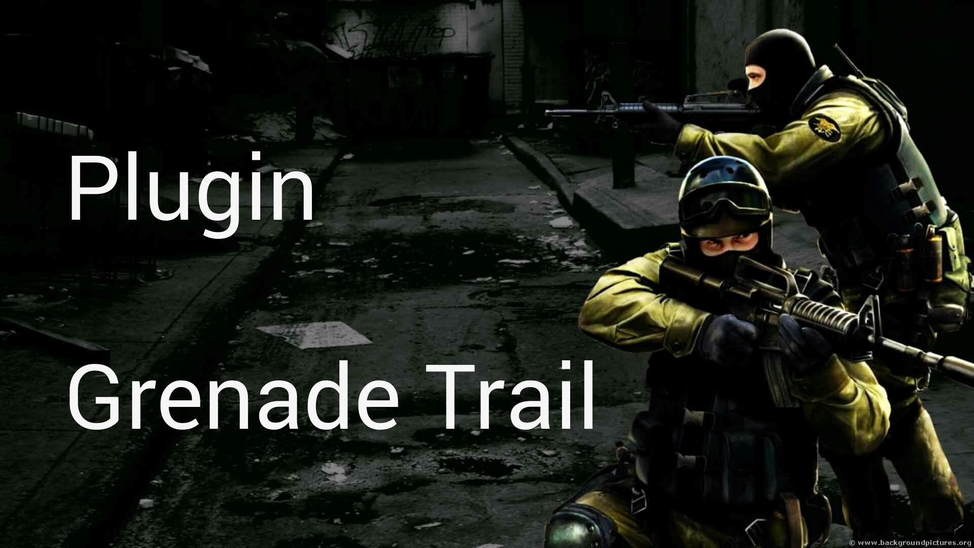 دانلود پلاگین Grenade Trail برای کانتر استریک 1.6