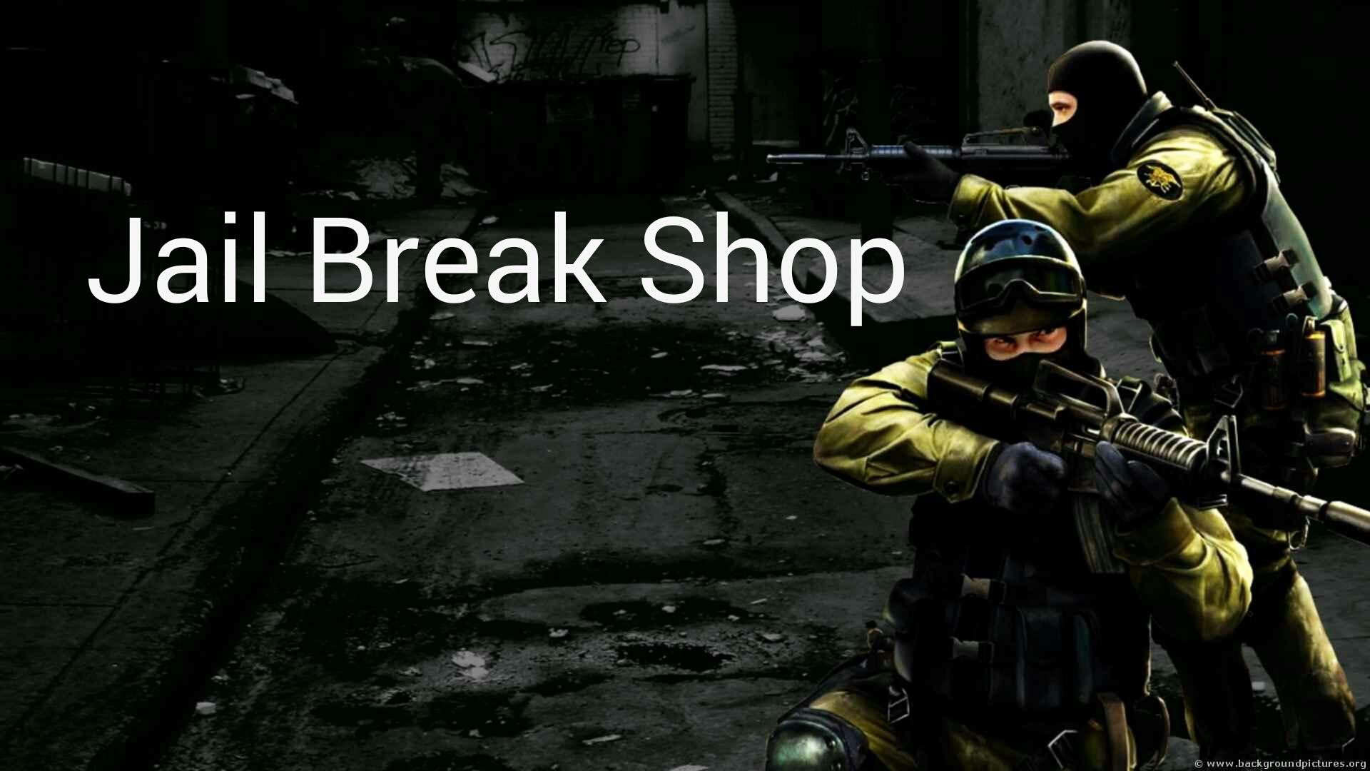 دانلود پلاگین JailBreak Shop برای کانتر 1.6 جایلبریک