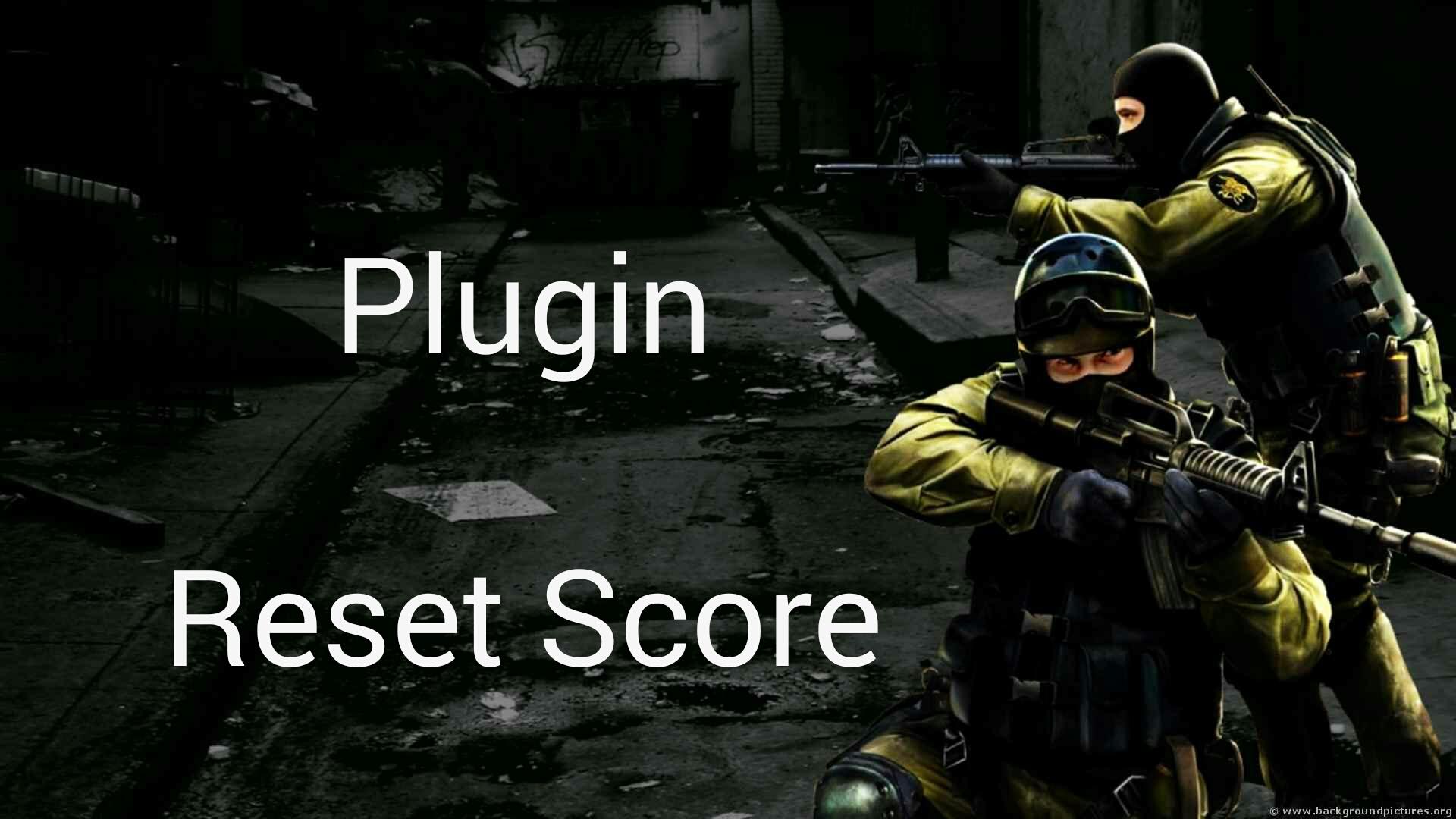 دانلود پلاگین Reset Score برای کانتر استریک 1.6